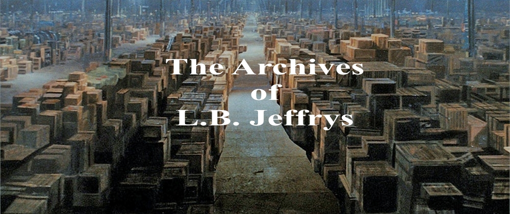 The Archives of LB Jeffrys